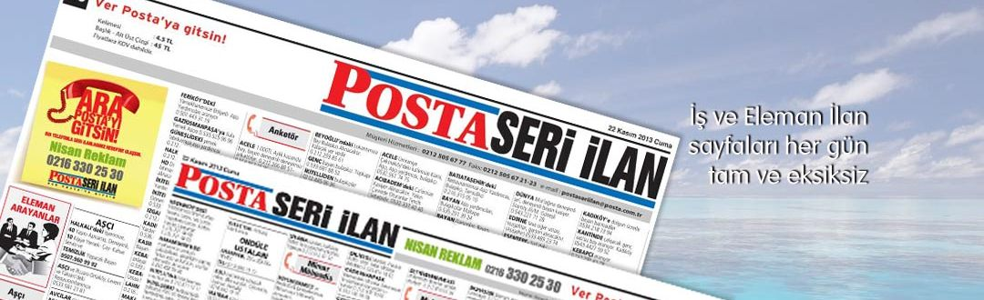Posta Seri ilan