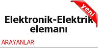 Bugünkü elektronik- elektrik elemanı