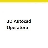 3d autocad operatörü arayanlar,3d autocad operatörü iş ilanları, 3d autocad operatörü aranıyor, 3d autocad operatörü iş ilanları,3d autocad operatörü iş ilanı avcılar,3d autocad bilen eleman iş ilanları istanbul