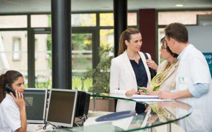 hasta kabul elemanı iş ilanı- ümraniye