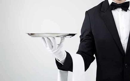 """Üsküdar """"Garson İş İlanları"""""""