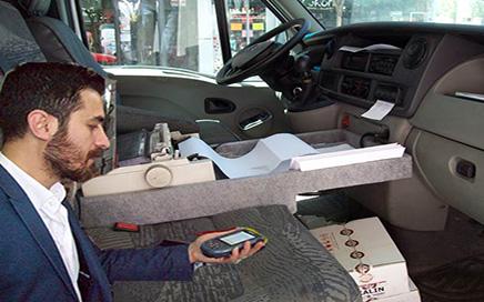 SRC - Psikoteknik Belgeli Şoför - Ankara